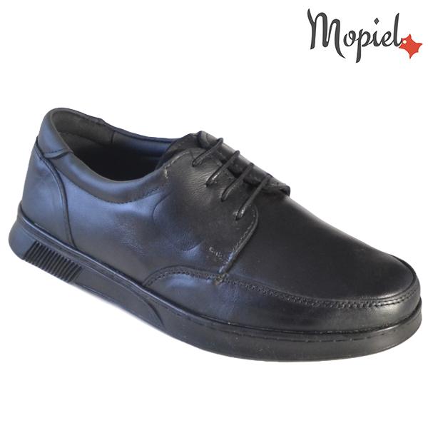 Pantofi barbati, din piele naturala 131112 Negru Arturo incaltaminte barbati