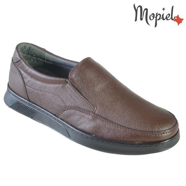 Pantofi barbati, din piele naturala 131113 Maro-Bizonte Addison incaltaminte barbati