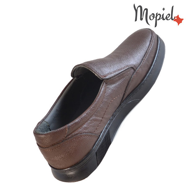 Pantofi barbati, din piele naturala 131113 Maro-Bizonte Addison incaltaminte fashion