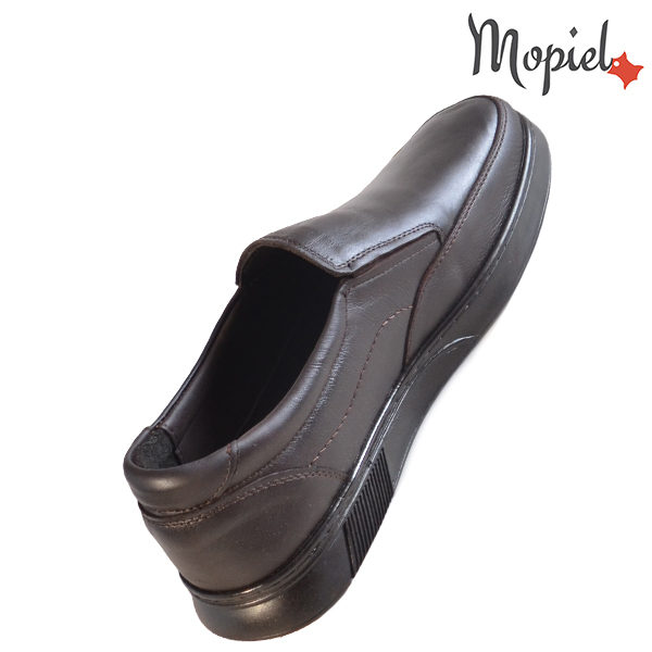Pantofi barbati, din piele naturala 131113 Maro-TDM Addison fashion incaltaminte