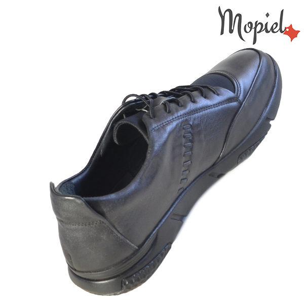 Pantofi barbati, din piele naturala 131118 Negru Cosma incaltaminte din piele