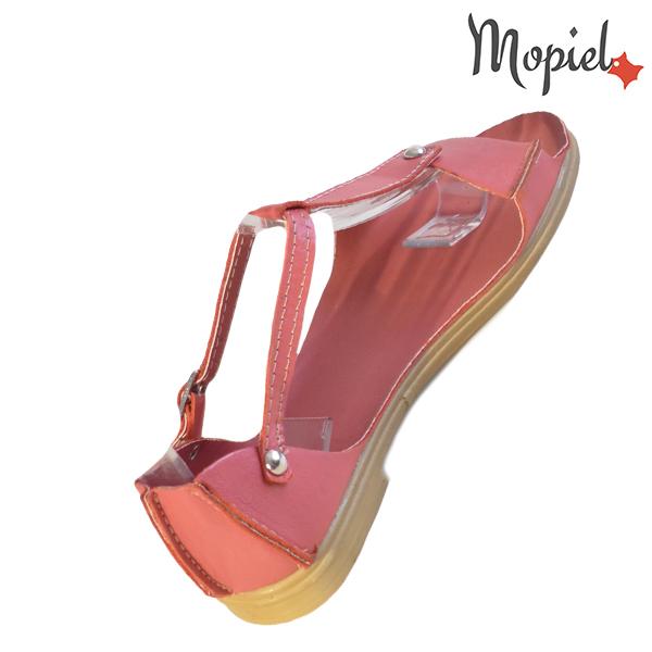 Sandale dama, din piele naturala 25206 Rosu Sinem incaltaminte piele