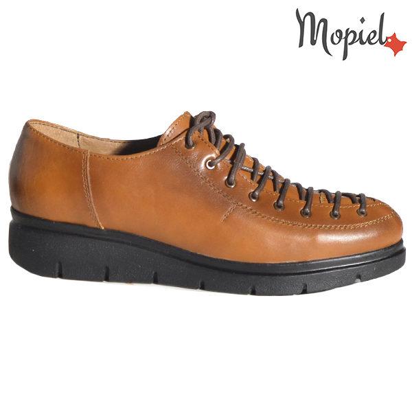 Pantofi dama, din piele naturala 230101 333 Maro Flora