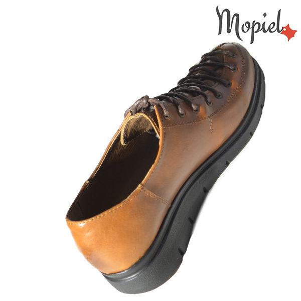 Pantofi dama, din piele naturala 230101 333 Maro Flora incaltaminte dama
