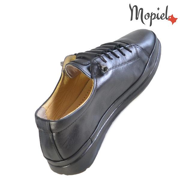 Pantofi dama, din piele naturala 231111 Negru Petra incaltaminte online