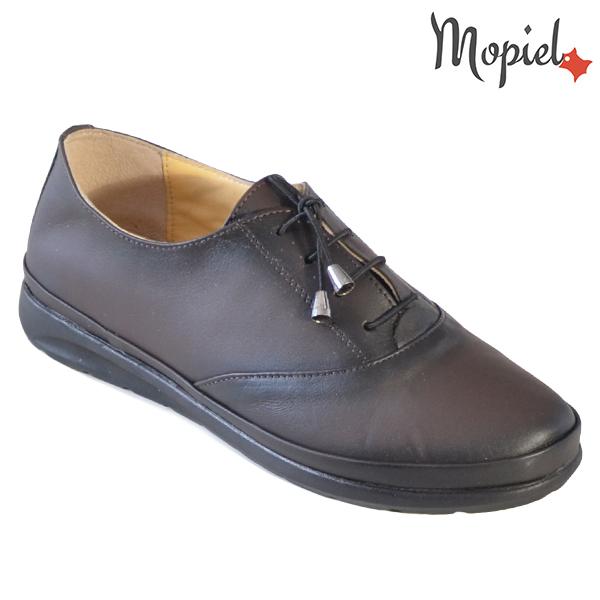Pantofi dama, din piele naturala 231112 Maro Taisa incaltaminte dama