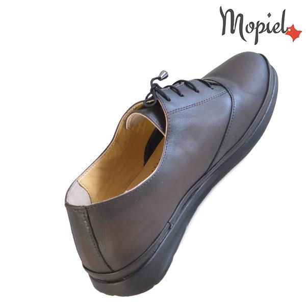 Pantofi dama, din piele naturala 231112 Maro Taisa incaltaminte online