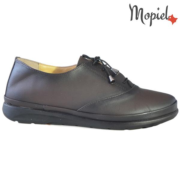 Pantofi dama, din piele naturala 231112 Maro Taisa