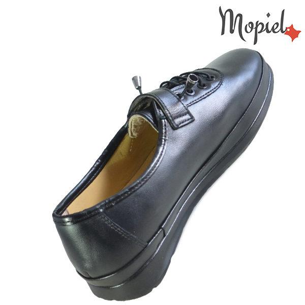 Pantofi dama, din piele naturala 231114 Negru Gilda incaltaminte dama din piele