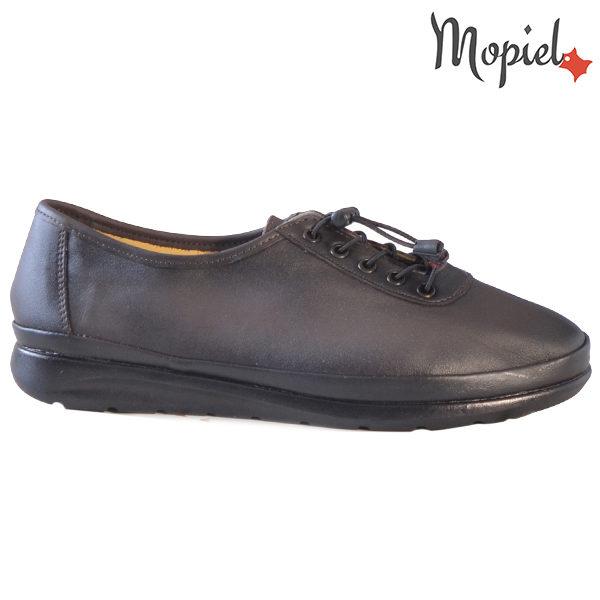 Pantofi dama, din piele naturala 231115 Maro Iovana