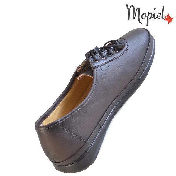 Pantofi dama, din piele naturala 231115 Maro Iovana incaltaminte ieftina