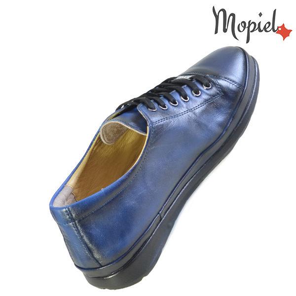Pantofi dama, din piele naturala 231116 Bleumarin Doris incaltaminte dama