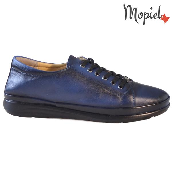 Pantofi dama, din piele naturala 231116 Bleumarin Doris
