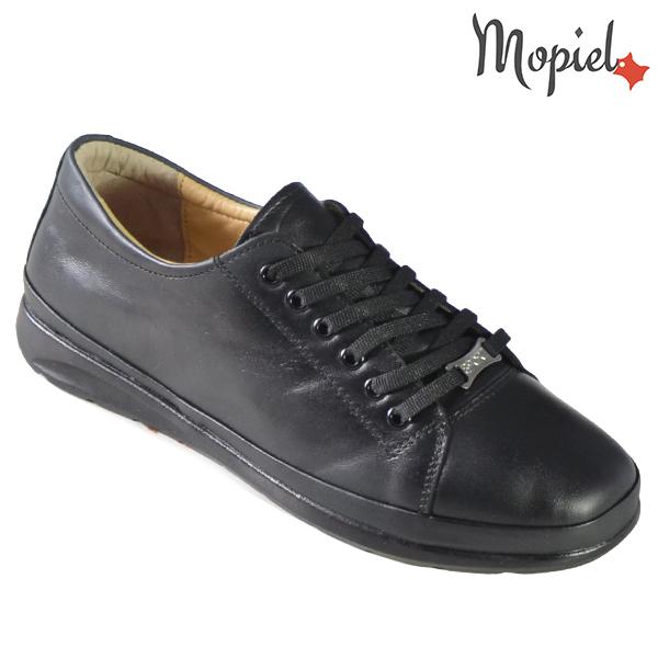 Pantofi dama, din piele naturala 231116 Negru Doris incaltaminte dama