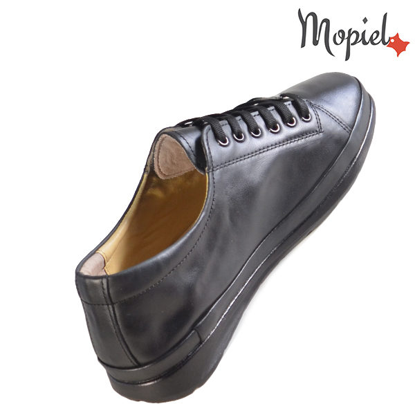 Pantofi dama, din piele naturala 231116 Negru Doris incaltaminte ieftina