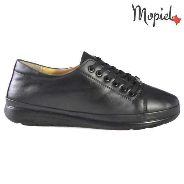 Pantofi dama, din piele naturala 231116 Negru Doris