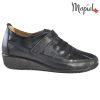 Pantofi dama, din piele naturala 231118 Negru Caliopi  - Pantofi dama din piele naturala 231118 Negru Caliopi 100x100 - Papuci medicinali din piele naturala 261701/Bej/Arabela