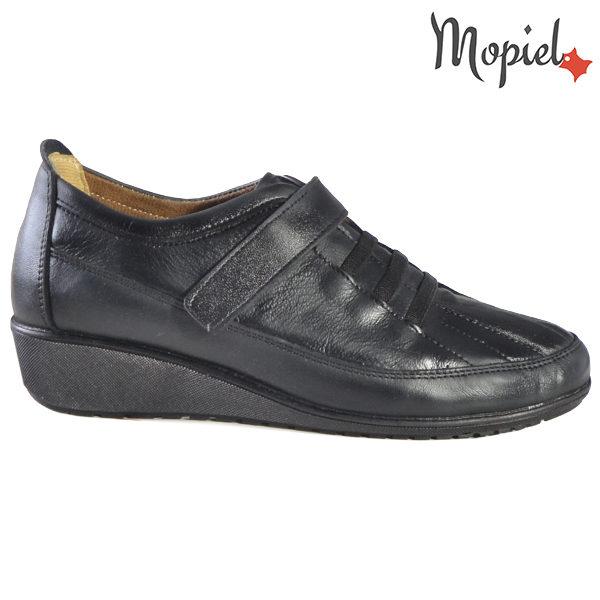 Pantofi dama, din piele naturala 231118 Negru Caliopi