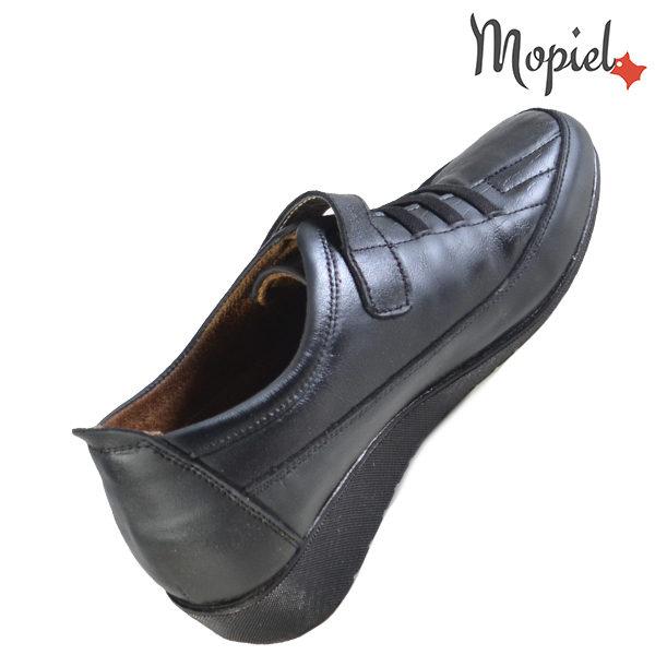 Pantofi dama, din piele naturala 231118 Negru Caliopi incaltaminte piele