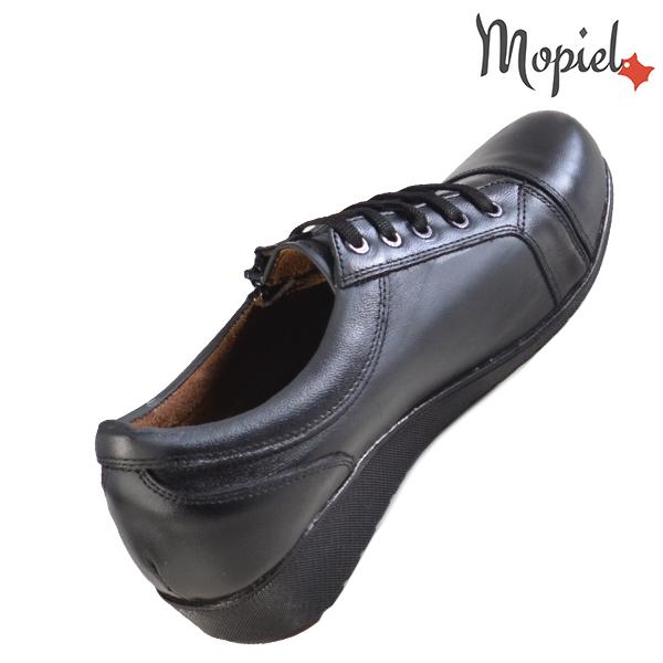 Pantofi dama, din piele naturala 231119 Negru Agata reduceri incaltaminte
