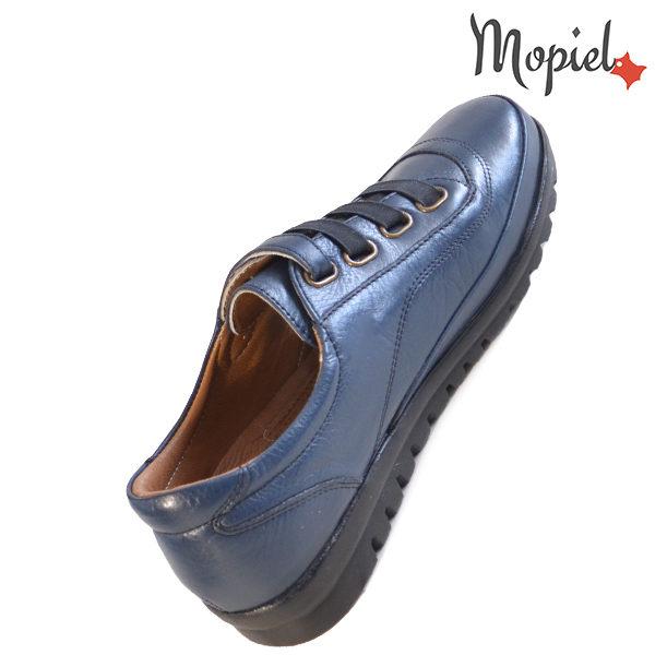 Pantofi dama, din piele naturala 231125 Bleumarin Jana incaltaminte online