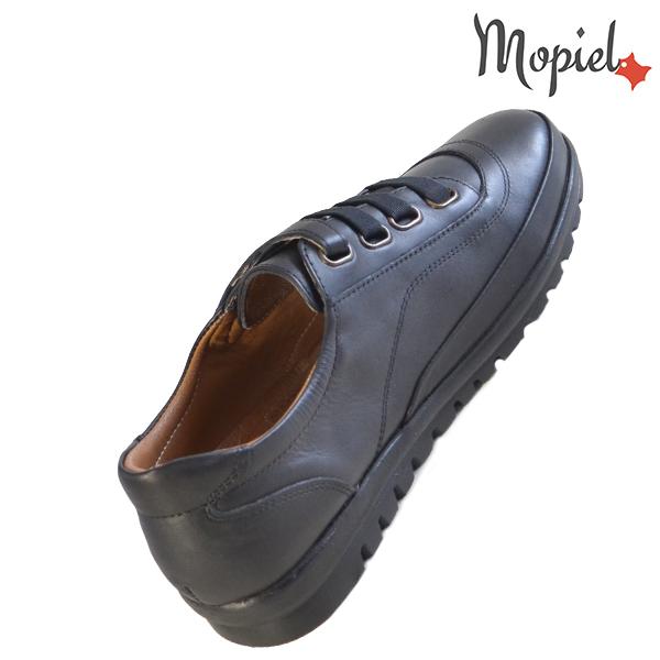 Pantofi dama, din piele naturala 231125 Negru Jana incaltaminte online