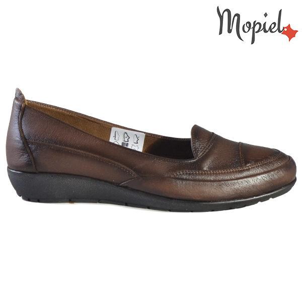 "Pantofi dama, din piele naturala 231123 Maro Ines  - Pantofi dama din piele naturala 231123 Maro Ines 600x600 - Picioarele tale iti vor spune"" Multumesc"" !"
