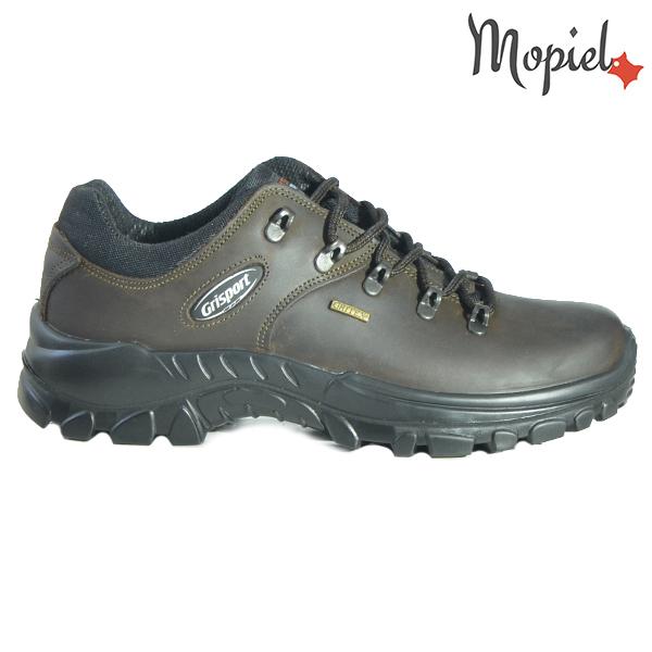 Pantofi din piele trekking 310605 10308D104G Maro Joey