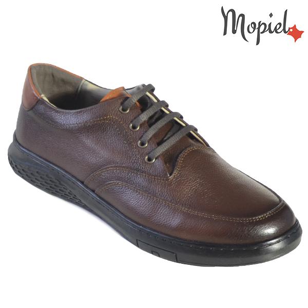 Pantofi barbati, din piele naturala U1320212 Maro Arran incaltaminte barbati din piele