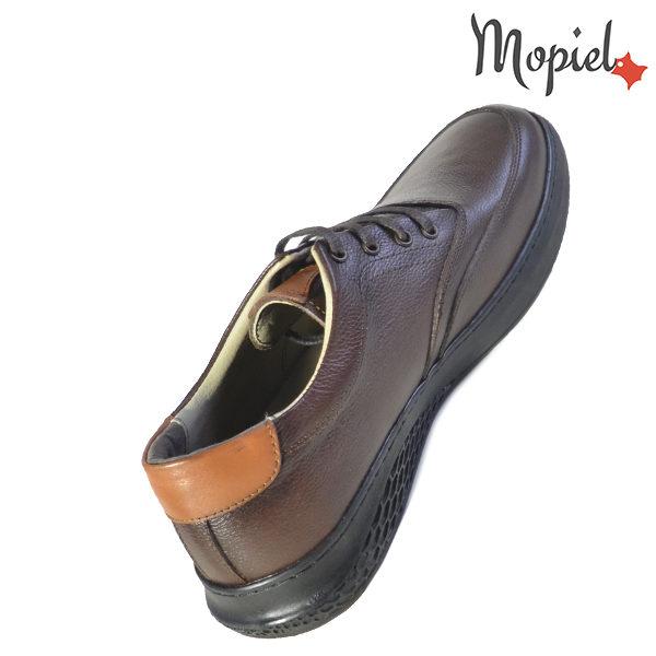 Pantofi barbati, din piele naturala U1320212 Maro Arran incaltaminte fashion