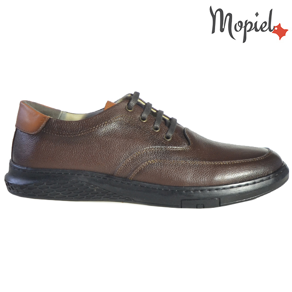 Pantofi barbati, din piele naturala U1320212 Maro Arran