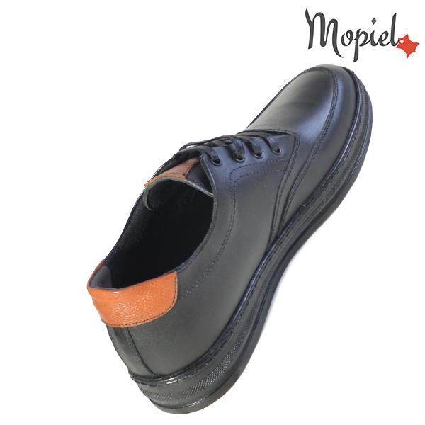 Pantofi barbati, din piele naturala U1320212 Negru Arran incaltaminte piele