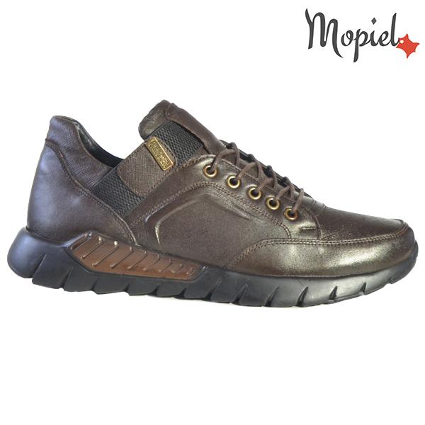 Pantofi barbati, din piele naturala U1320213 Maro Arturo