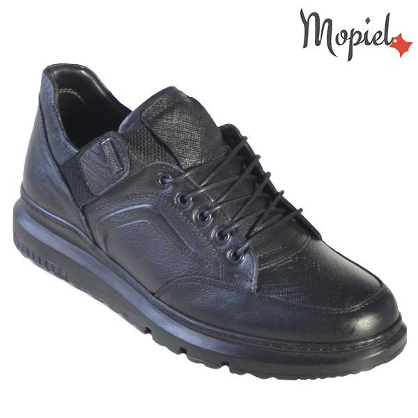 Pantofi barbati, din piele naturala U1320213 Negru Arturo incaltaminte barbati