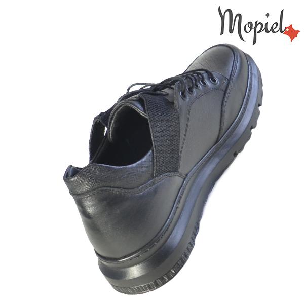 Pantofi barbati, din piele naturala U1320213 Negru Arturo incaltaminte din piele