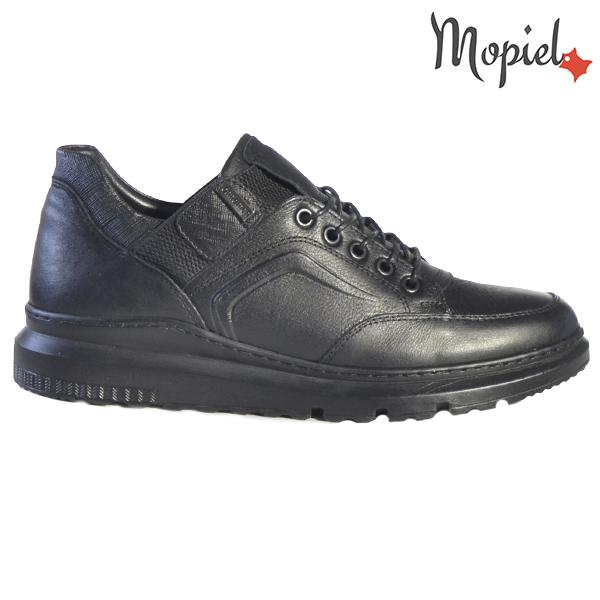 Pantofi barbati, din piele naturala U1320213 Negru Arturo