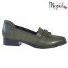 Pantofi dama din piele naturala 2320212 Verde Ilinca  - Pantofi dama din piele naturala 2320212 Verde Ilinca 100x100 - Pantofi dama din piele naturala 2320213/Visiniu/Paula