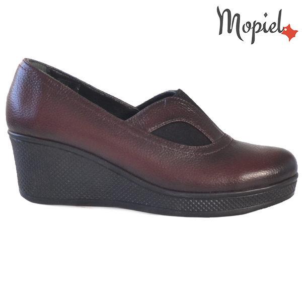 Pantofi dama din piele naturala 2320213 Visiniu Paula  - Pantofi dama din piele naturala 2320213 Visiniu Paula 600x600 - Reduceri de mărţişor la sute de produse si transport gratuit! ❤️❤️❤️