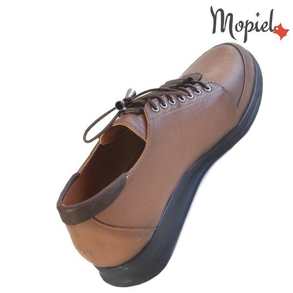 Pantofi dama din piele naturala 2320218 Maro Ivona reduceri incaltaminte