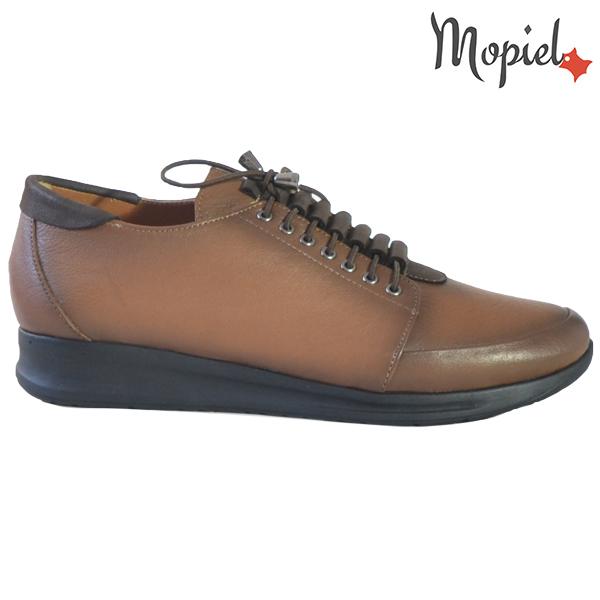 Pantofi dama din piele naturala 2320218 Maro Ivona  - Pantofi dama din piele naturala 2320218 Maro Ivona - Pantofii Oxford