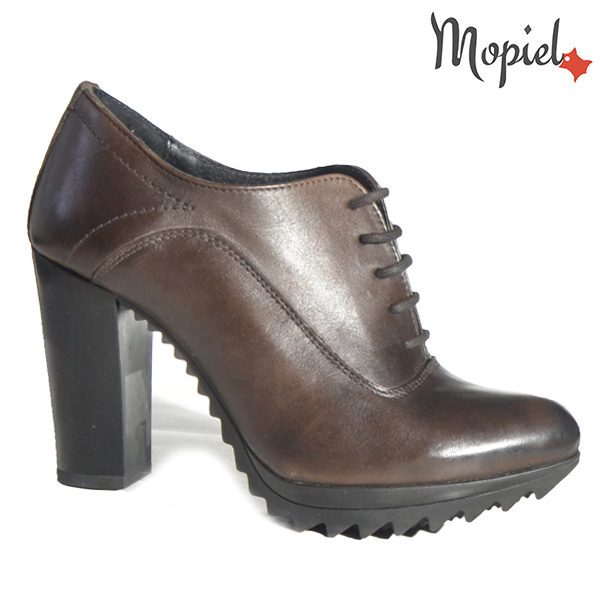 Pantofi dama din piele naturala 23608 Maro Giani
