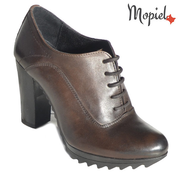 Pantofi dama din piele naturala 23608 Maro Giani incaltaminte dama
