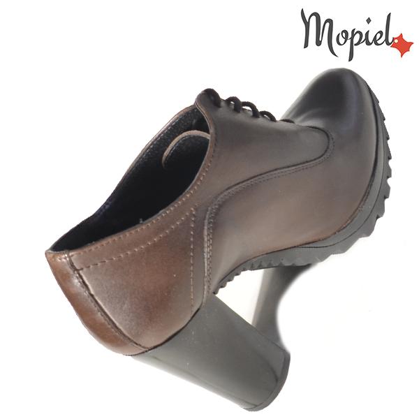 Pantofi dama din piele naturala 23608 Maro Giani incaltaminte online