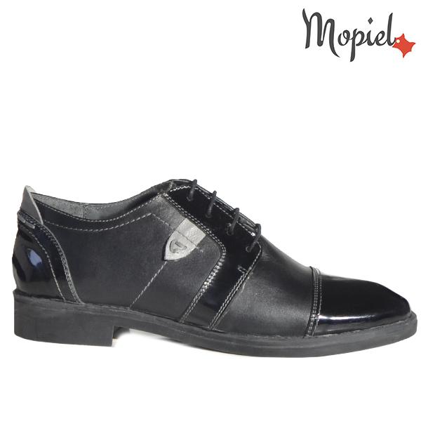 Pantofi dama din piele naturala 23801 Negru Dana  - Pantofi dama din piele naturala 23801 Negru Dana - REDUCERI FINALE DE VARA!