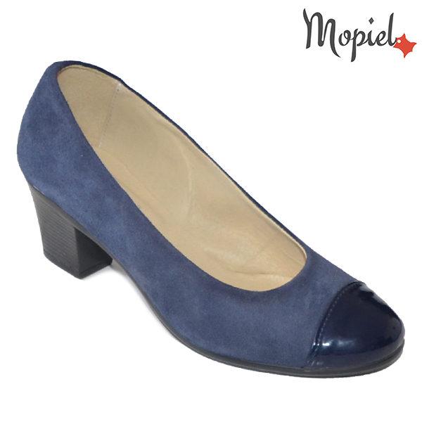 pantofi cu toc - Pantofi dama din piele naturala 24205 Blue Ambra incaltaminte dama 600x600 - Tocurile Inalte si … Problemele de sanatate