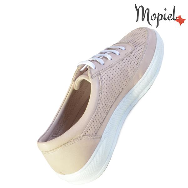 Pantofi dama, din piele naturala 202101 18-SP861 Roz Jessica incaltaminte online