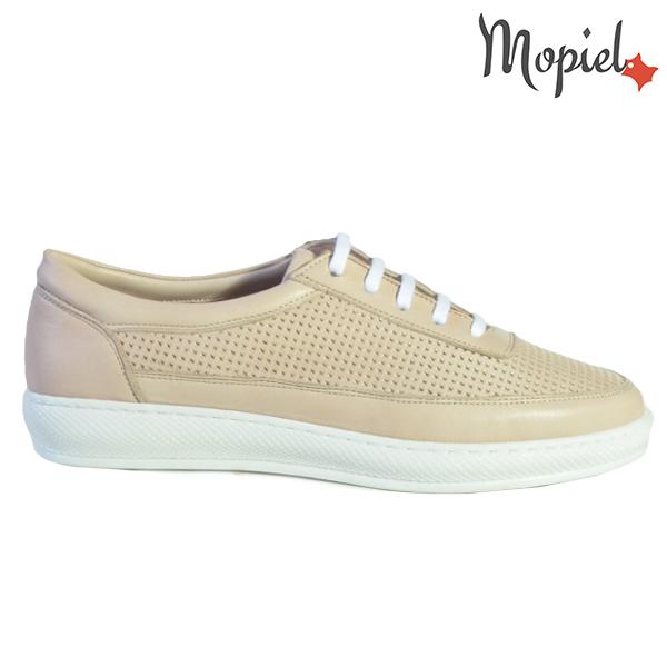 Pantofi dama, din piele naturala 202101 18-SP861 Roz Jessica