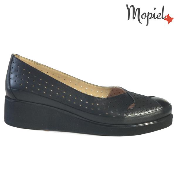 Pantofi dama, din piele naturala 202104 Negru-Sidef Eliza  - Pantofi dama din piele naturala 202104 Negru Sidef Eliza - Calitate si confort la preturi prietenoase!