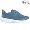 Pantofi dama, din piele naturala 202106 Blue Vanesa [object object] - Pantofi dama din piele naturala 202106 Blue Vanesa 100x100 - Pantofi dama, din piele naturala 202101/18-SP861/Blue/Jessica