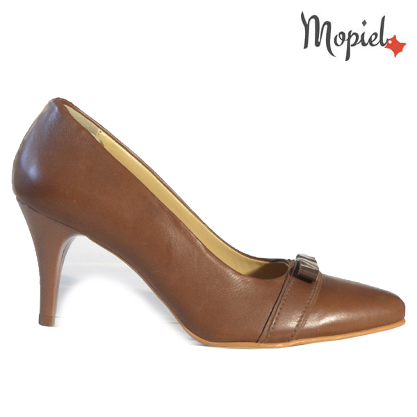 Pantofi dama din piele naturala 24300 Maro Alexandra